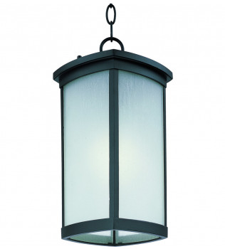 Maxim Lighting - Terrace Bronze 16 Inch Outdoor Hanging Lantern