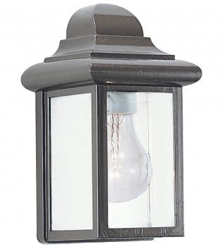 Sea Gull Lighting - Mullberry Hill 8.75 Inch 1 Light Outdoor Wall Lantern