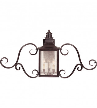 Savoy House - Monte Grande 22 Inch Outdoor Sconce
