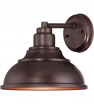 Savoy House - 5-5631-DS-13 - Dunston DS English Bronze 9.5 Inch Outdoor Sconce