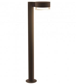 Sonneman - REALS 28 Inch Clear Cylinder Lens Bollard Outdoor Path Light