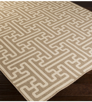Surya - Alfresco Geometric Maze Rug