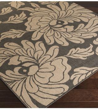 Surya - Alfresco Floral Geometric Rug