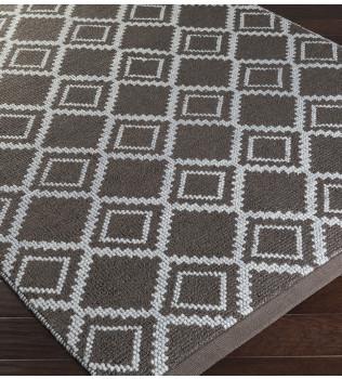 Surya - Aztec Diamond Natural Fiber Textures Hand Woven Rug