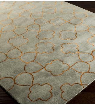 Surya - Essence Quatrefoils and Floral Hand Tufted Rug