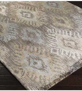 Surya - Gemini Ikat and Suzani Hand Woven Rug