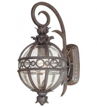 Troy Lighting - B5001CB - Campanile Bronze 1 Light Outdoor Wall Lantern