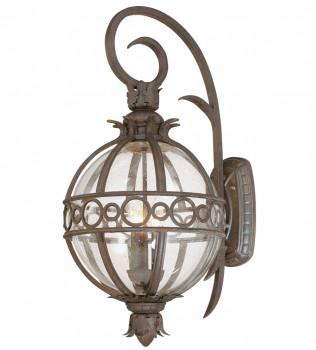 Troy Lighting - B5003CB - Campanile Bronze 3 Light Outdoor Wall Lantern