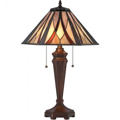 "Foursquare 24"" Table Lamp"