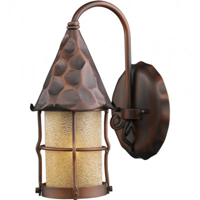 "Rustica 14"" Outdoor Wall Sconce"