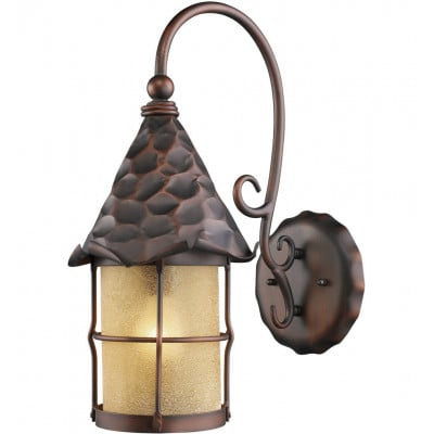 "Rustica 19"" Outdoor Wall Sconce"