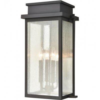 """Braddock 20"""" Outdoor Wall Sconce"""
