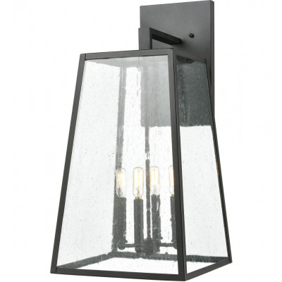 """Meditterano 27"""" Outdoor Wall Sconce"""