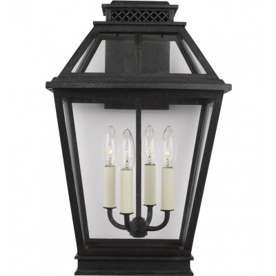 """Falmouth 19"""" Outdoor Wall Sconce"""