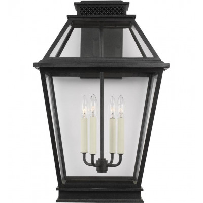 """Falmouth 25.38"""" Outdoor Wall Sconce"""