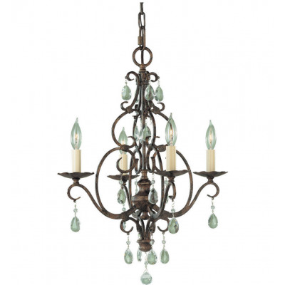 "Chateau 16.63"" Chandelier"
