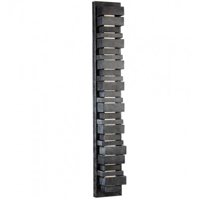 """Ledgend 34"""" Outdoor Wall Sconce"""