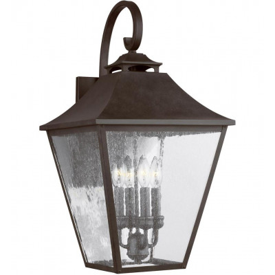 """Galena 25.38"""" Outdoor Wall Sconce"""
