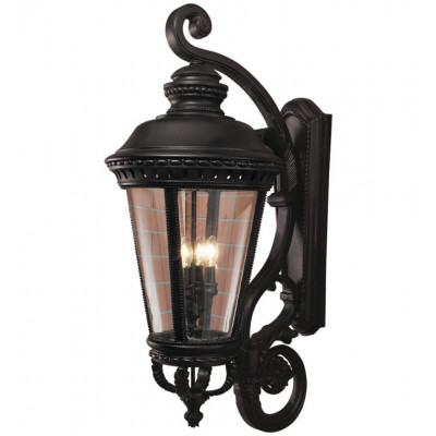 """Castle 37.25"""" Outdoor Wall Sconce"""