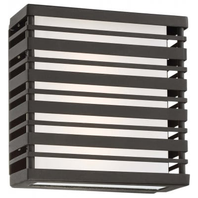"""Obscurity 8"""" Outdoor Wall Sconce"""