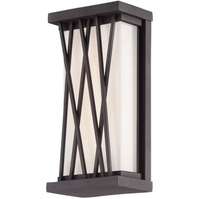 """Hedge 10"""" Outdoor Wall Sconce"""