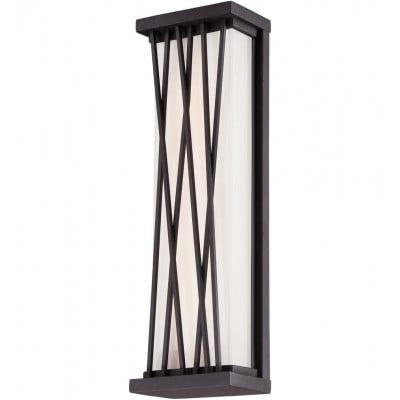 Hedge Outdoor Wall Sconce