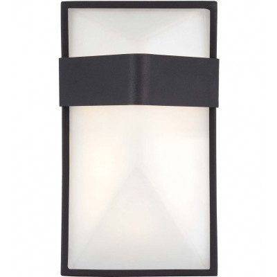 """Wedge 9"""" Outdoor Wall Sconce"""