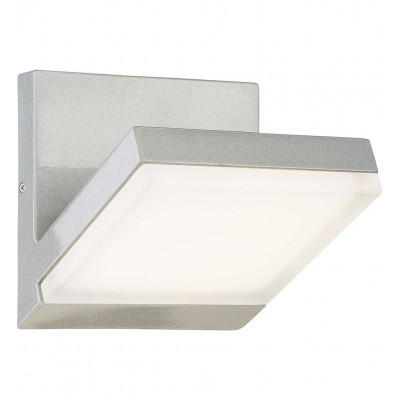 """Angle 6"""" Outdoor Wall Sconce"""