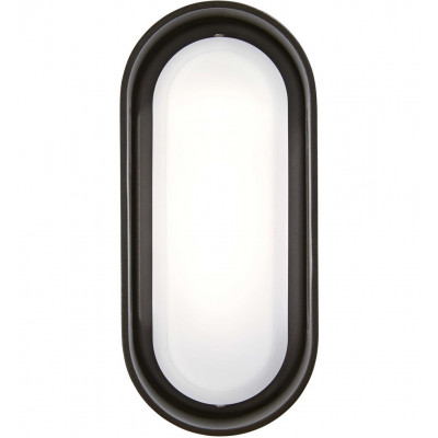 """Floating Oval 11"""" Outdoor Wall Sconce"""