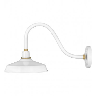 """Foundry Classic 13.75"""" Outdoor Wall Sconce"""