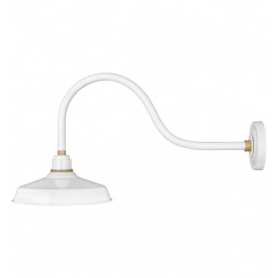 """Foundry Classic 15.5"""" Outdoor Wall Sconce"""