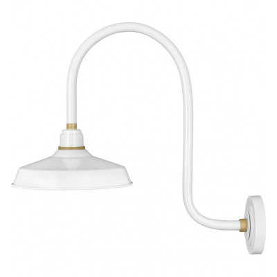 """Foundry Classic 23.75"""" Outdoor Wall Sconce"""