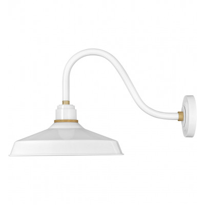 """Foundry Classic 15.25"""" Outdoor Wall Sconce"""