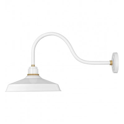 """Foundry Classic 17.25"""" Outdoor Wall Sconce"""