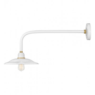 """Foundry Vintage 14.5"""" Outdoor Wall Sconce"""