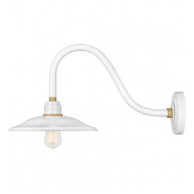 """Foundry Vintage 12"""" Outdoor Wall Sconce"""