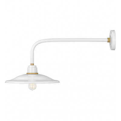 """Foundry Vintage 15.5"""" Outdoor Wall Sconce"""