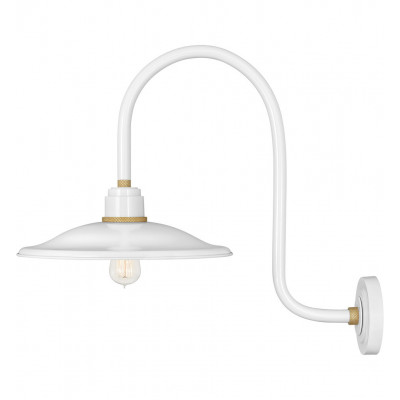 """Foundry Vintage 23.75"""" Outdoor Wall Sconce"""