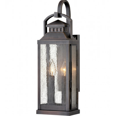 "Revere 21.75"" Outdoor Wall Sconce"