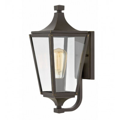 """Jaymes 15.75"""" Outdoor Wall Sconce"""