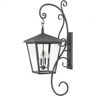 "Trellis 52"" Outdoor Wall Sconce"