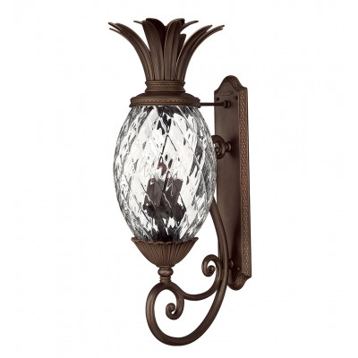 "Plantation 34"" Outdoor Wall Sconce"