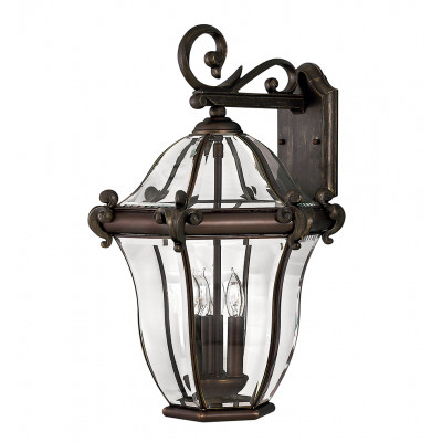 """San Clemente 21.5"""" Outdoor Wall Sconce"""