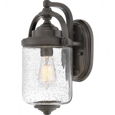 """Willoughby 14"""" Outdoor Wall Sconce"""