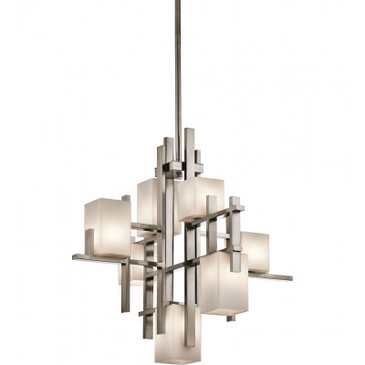 "City Lights 25.75"" Chandelier"