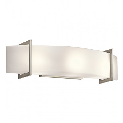 "Crescent View 24"" Bath Vanity Light"