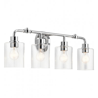 "Gunnison 33.75"" Bath Vanity Light"