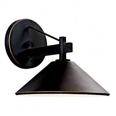 """Ripley 9"""" Outdoor Wall Sconce"""