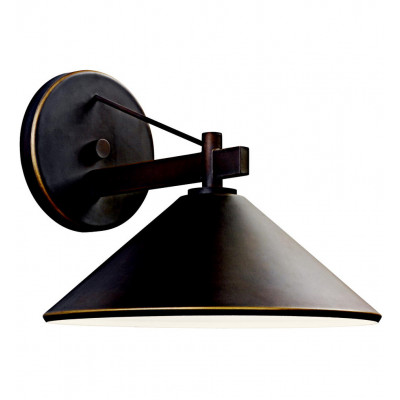 "Ripley 10"" Outdoor Wall Sconce"