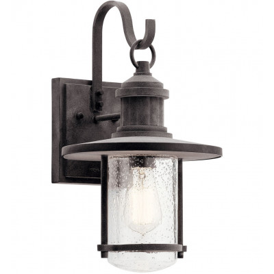 "Riverwood 16.75"" Outdoor Wall Sconce"